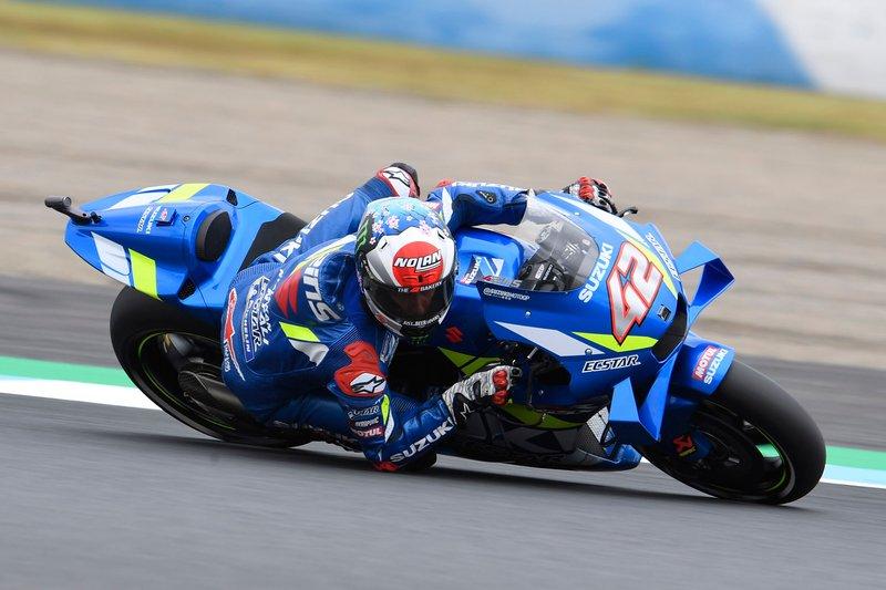 11-е место: Алекс Ринс, Team Suzuki MotoGP – 1:46,600