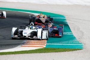 Felipe Massa, Venturi Formula E, EQ Silver Arrow 01 Robin Frijns, Envision Virgin Racing, Audi e-tron FE06, Jean-Eric Vergne, DS TECHEETAH, DS E-Tense FE20