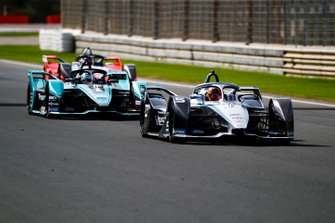 Stoffel Vandoorne, Mercedes Benz EQ Formula, EQ Silver Arrow 01 James Calado, Jaguar Racing, Jaguar I-Type 4