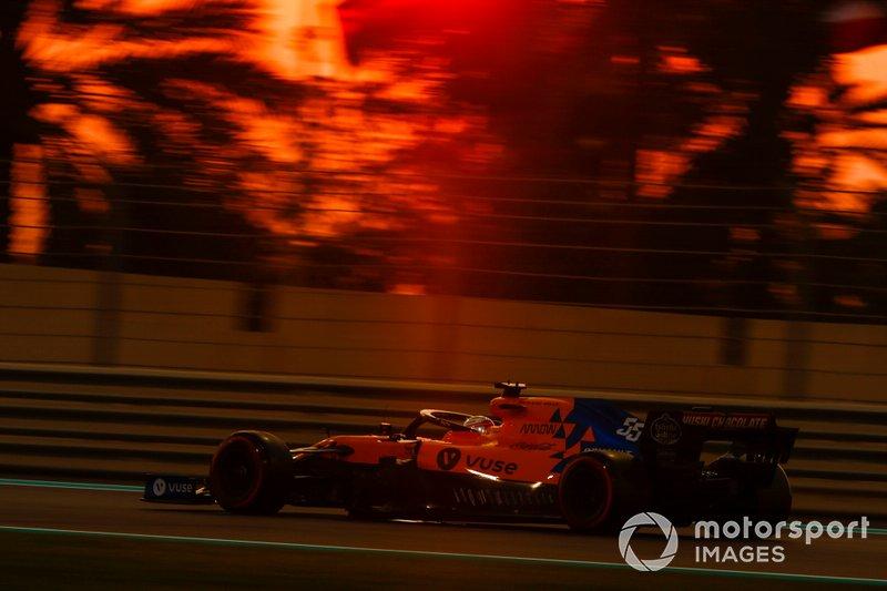 8 место: Карлос Сайнс, McLaren - 1:36.459