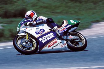 Dominique Sarron, Honda