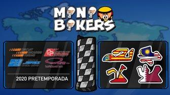 Presentación temporada 2020 MotoGP, por Minibikers