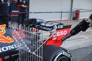 Alerón trasero del Red Bull Racing RB16