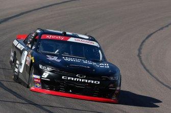 Noah Gragson, JR Motorsports, Chevrolet Camaro Lockheed Martin