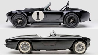 Meet the cars from Ford vs Ferrari at the Petersen Museum