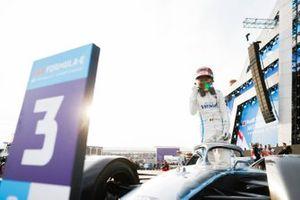 Tercer lugar Stoffel Vandoorne, Mercedes Benz EQ