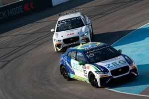 Sérgio Jimenez, ZEG iCarros Jaguar Brazil Abbie Eaton, Jaguar VIP car