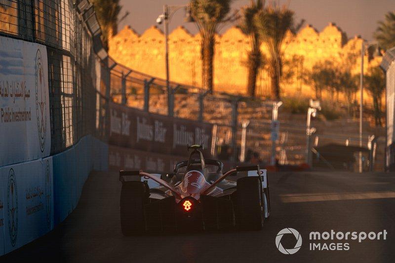 Нил Джани, Porsche Formula E Team