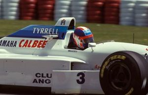 Ukyo Katayama, Tyrrell 022 Yamaha, al GP di Canada del 1994
