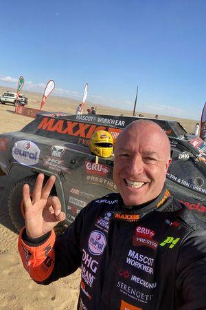 #347 Jefferies and Maxxis Dakar Team: Tom Coronel