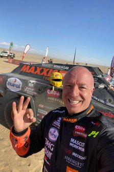 #347 Jefferies and Maxxis Dakar Team: Tom Coronel