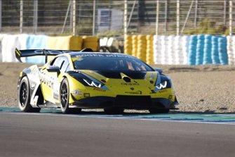 #109 Huracan Super Trofeo Evo, US RaceTronics: Jacob Eidson, Damon Ockey