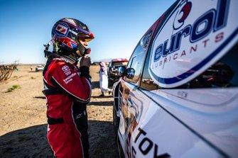 Бернхард тен Бринке, Toyota Gazoo Racing, Toyota Hilux (№307)