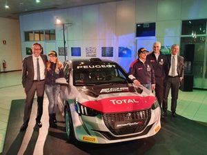 Paolo Andreucci, Anna Andreussi, Peugeot 208 Rally4