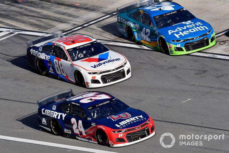 A homologação do novo desenho foi acompanhada por representantes das duas outras concorrentes, Ford e Toyota.