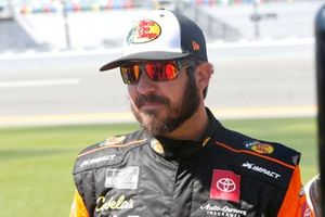 Martin Truex Jr., Joe Gibbs Racing, Toyota Camry Bass Pro Shops