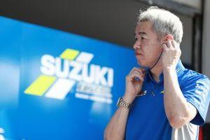 Shinichi Sahara, Team Suzuki MotoGP