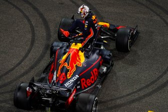 Max Verstappen, Red Bull Racing, 2e plaats
