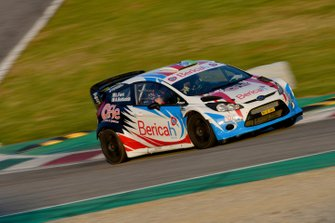 Luca Ferri, Alberto Battistolli, Ford Fiesta WRC 1.6 T