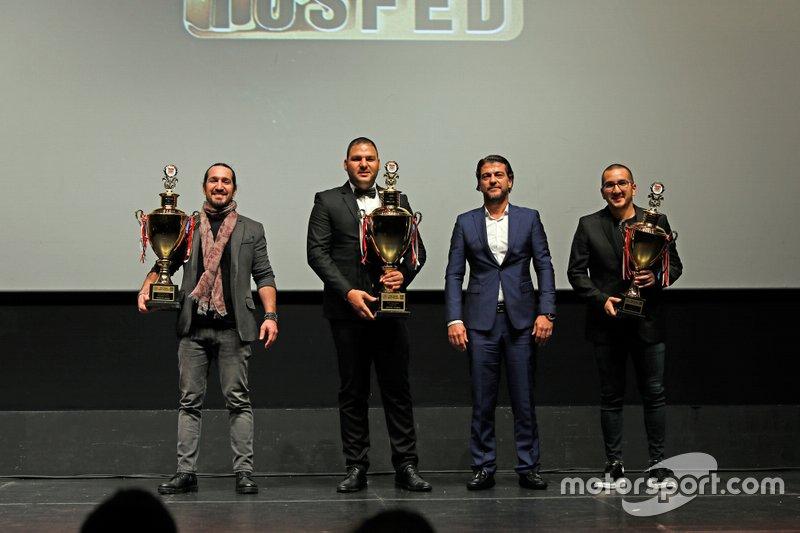 TOSFED Gala Gecesi, Türkiye Drift Şampiyonası