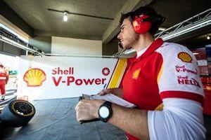 Equipe Shell V-Power e Santa Cruz do Sul