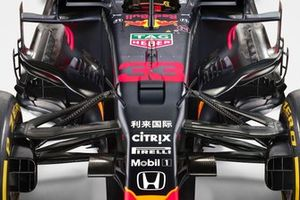 Red Bull Racing RB16 detail