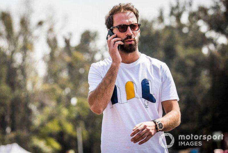 Jean-Eric Vergne, DS Techeetah arriva in circuito