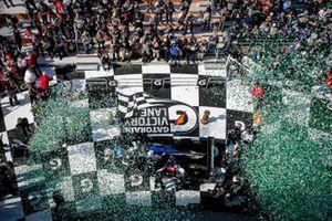Overall Winner #10 Wayne Taylor Racing Cadillac DPi-V.R. Cadillac DPi, DPi: Renger Van Der Zande, Ryan Briscoe, Scott Dixon, Kamui Kobayashi, pit stop