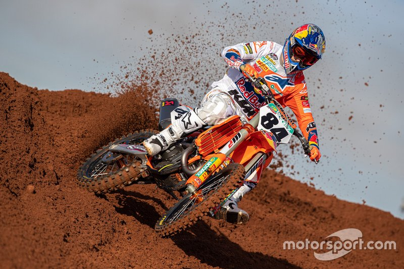 Jeffrey Herlings, Red Bull KTM MXGP
