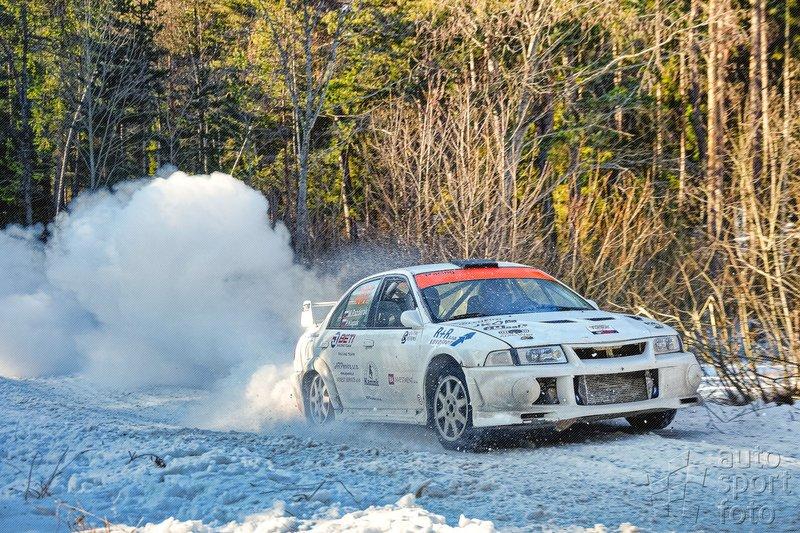Zimna Rally Levoča 2020