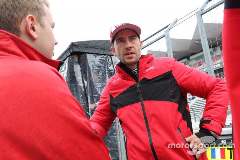 Mike Rockenfeller #99 Audi RS 5 DTM