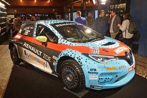 Renault Zoe, DA Racing