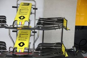 Daniel Ricciardo , Renault F1 Team R.S.19, front detail