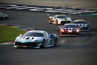 #97 Ferrari 488 Challenge, Rossocorsa: Tommaso Rocca