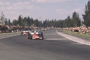 Jacky Ickx, Ferrari, Clay Regazzoni, Ferrari