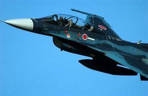 「F-2B 戦闘機」