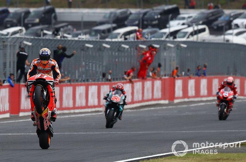 GP de Japón - Marc Marquez, Repsol Honda Team