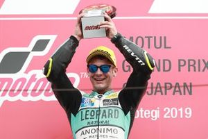 Race winner Lorenzo Dalla Porta, Leopard Racing