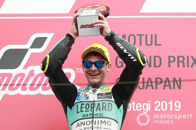 Victoire pour Lorenzo Dalla Porta, Leopard Racing
