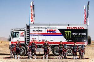 Monster Energy Honda Team Dakar 2020