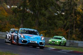 #444 (Porsche Cayman: Norbert Fischer, Daniel Zils, Oskar Sandberg