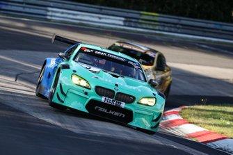 #3 Falken Motorsports BMW M6 GT3: Peter Dumbreck, Stef Dusseldorp