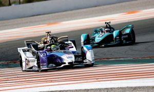 Alexander Sims, BMW I Andretti Motorsports, BMW iFE.20 Antonio Felix da Costa, DS Techeetah, DS E-Tense FE20, Mitch Evans, Panasonic Jaguar Racing, Jaguar I-Type 4