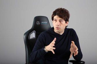 サッシャ|noblechairs | EPIC |Mercedes-AMG Pertonas Motorsport Edition