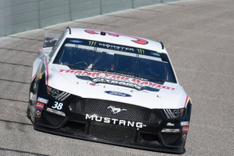 David Ragan, Front Row Motorsports, Ford Mustang Thank You David