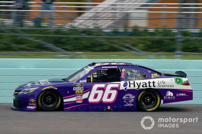 Bobby Earnhardt, Motorsports Business Management, Toyota Supra Hyatt Life Sciences