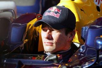 WRC-kampioen Sebastien Loeb test voor Red Bull Racing