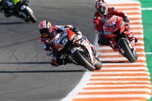 Johann Zarco, Team LCR Honda, Danilo Petrucci, Ducati Team