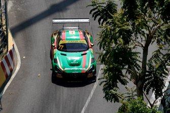 #77 Mercedes-AMG Team Craft Bamboo Racing Mercedes AMG GT3: Edoardo Mortara