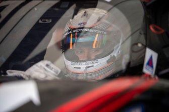 #4 Ansa Motor Sports LLC Ligier JS P3: Neil Alberico